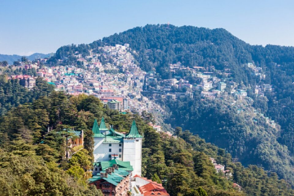 Top Hill Stations in North India